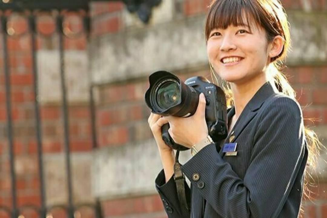 ブライダルフォトグラファー■結婚式場専属のカメラマン■正社員募集■東証一部上場